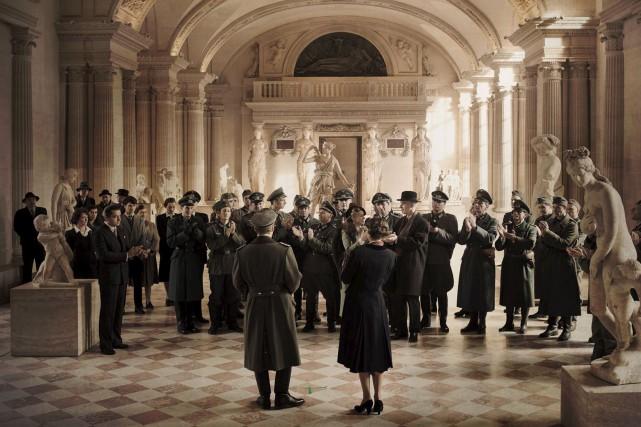 Francofonia pose une intrigante question:que s'est-il passé au... (Fournie par EyeSteelFilm)