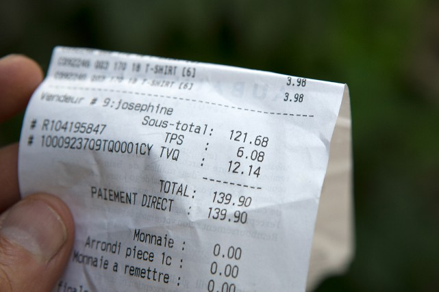 Les ventes au détail ont augmenté dans huit... (PHOTO ROBERT SKINNER, archives LA PRESSE)