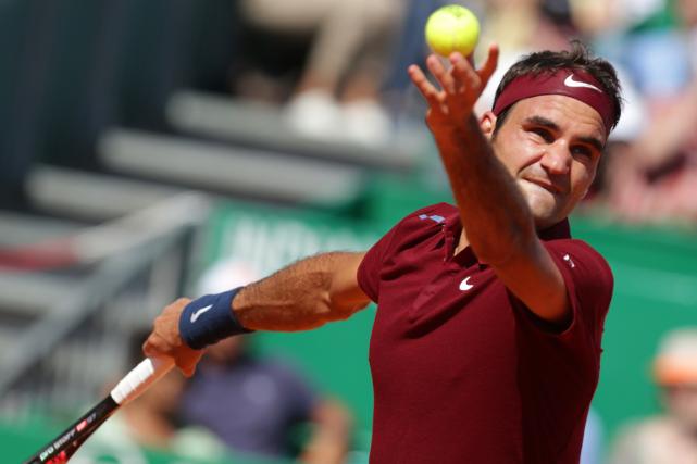 Roger Federer... (Photo Jean Christophe Magnenet, AFP)