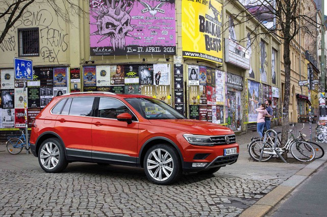 Volkswagen lance en Europe la seconde génération du... (Photo : Volkswagen)