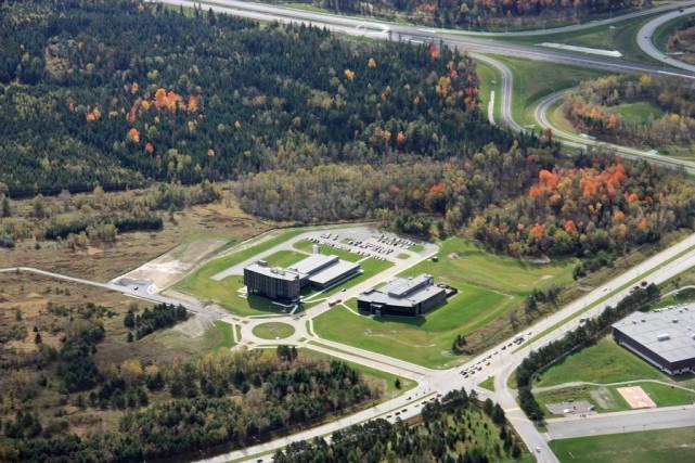 Le parc Innovation de l'Université de Sherbrooke verra apparaître un troisième... (Photo UdeS René Alarie)