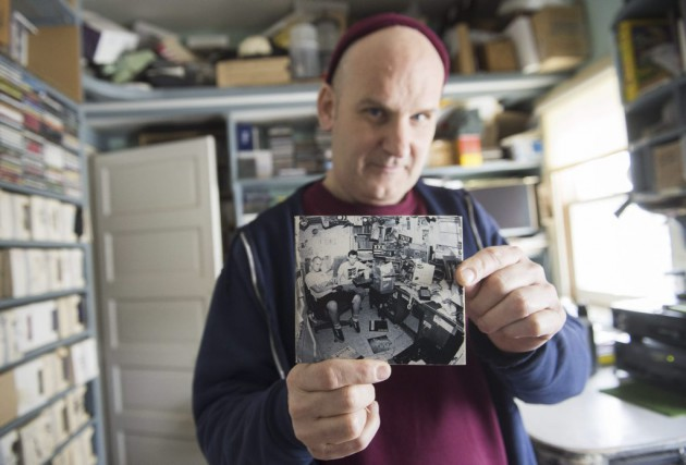 Ian MacKaye, ancien chanteur des groupes Minor Threat... (PHOTO AFP)