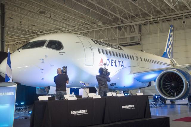Delta a annoncé l'achat d'avions de la C... (Photo PC)
