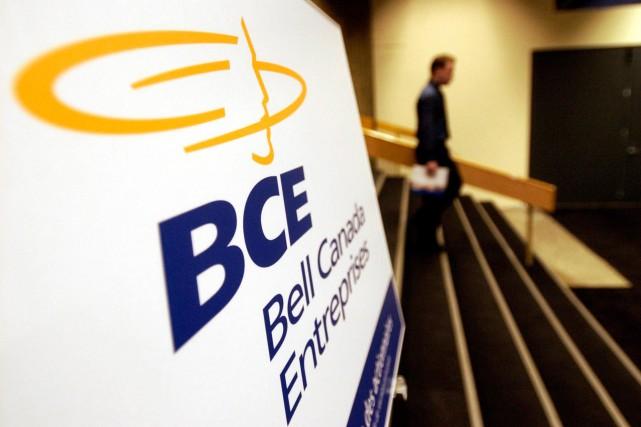Le géant des télécommunications BCE a rejeté jeudi une proposition présentée... (Photo Marcos Townsend, Archives Bloomberg)