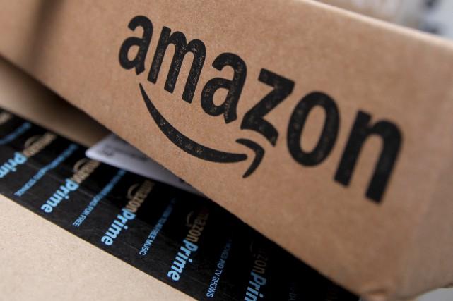 Le géant américain de la distribution en ligne Amazon a publié jeudi des... (PHOTO MIKE SEGAR, ARCHIVES REUTERS)