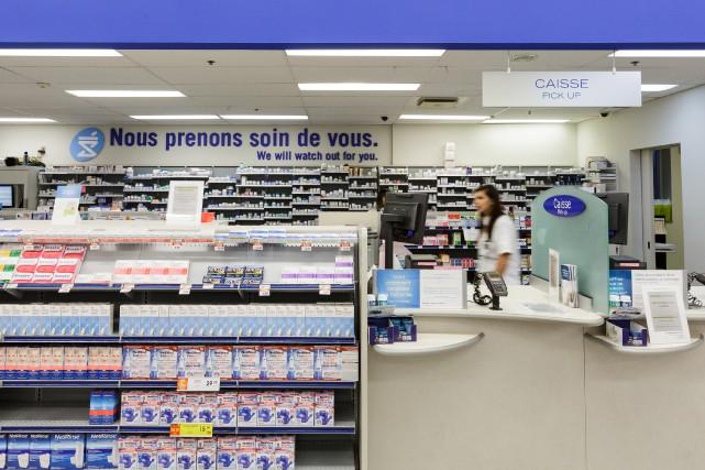 Les mesures que lespharmaciens propriétairessont autorisés à prendre... (PHOTO ULYSSE LEMERISE, COLLABORATION SPÉCIALE)