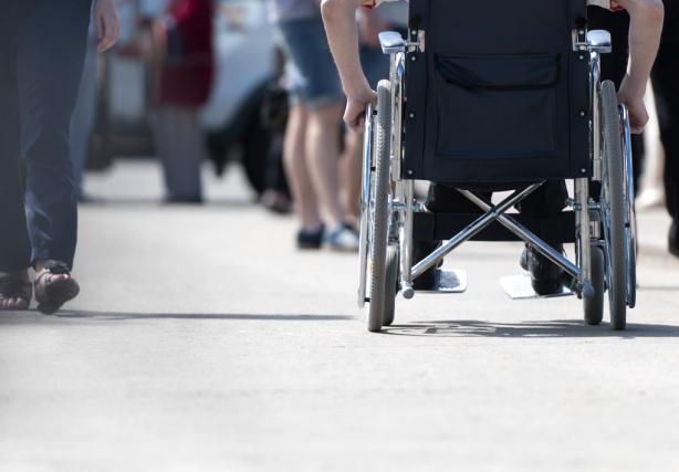 «Je ne me suis jamais autant senti handicapé... (PHOTO THINKSTOCK)
