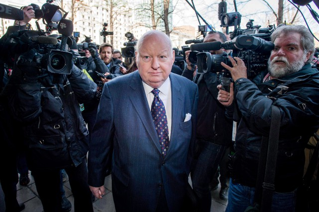 Mike Duffy... (Justin Tang, Archives PC)