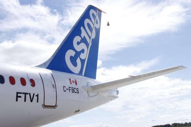 «L'aéronautique fait partie des secteurs les plus rentables... (PHOTO CLÉMENT SABOURIN, ARCHIVES AGENCE FRANCE-PRESSE)