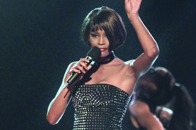Whitney Houston... (AP, Mark J. Terrill)