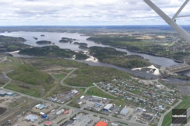 Rio Tinto Aluminium a écarté tous les scénarios de gestion de niveau du lac... (Archives Le Quotidien)