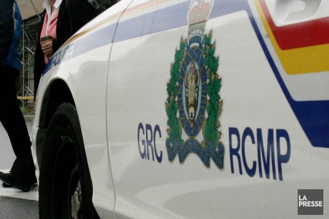 La Gendarmerie royale du Canada (GRC) est intervenue mardi dans le nord de... (Photo: Reuters)