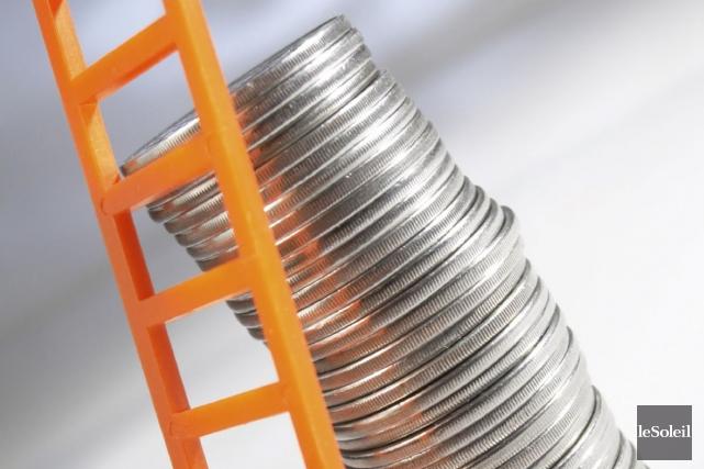 Le relèvement du salaire minimum est loin d'avoir... (Photothèque Le Soleil)