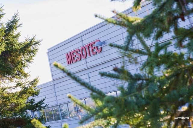 L'entreprise Mesotec, déjà inscrite sur la liste des... (Archives, La Tribune)