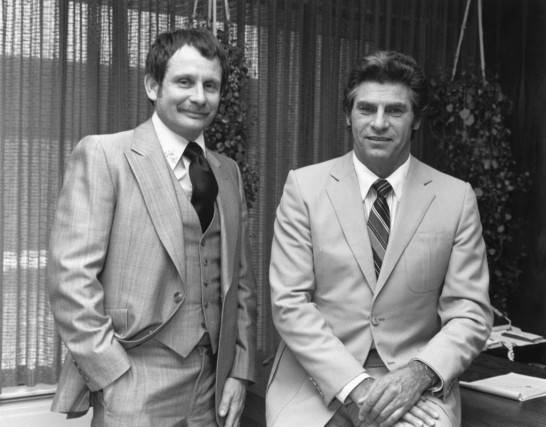 Harold et Phil Kives de K-Tel International.... (Photo d'archives PC)