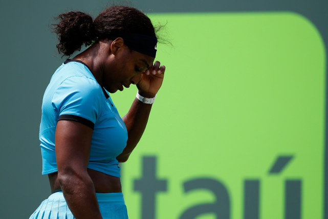 Serena Williams... (Photo Geoff Burke, archives USA Today)