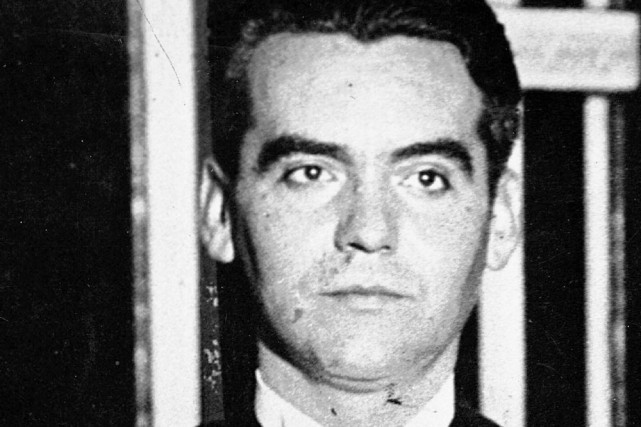 Federico Garcia Lorca à l'âge de 30 ans.... (PHOTO ARCHIVES AP)