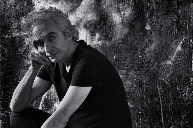 Une trentaine de portraits de l'artiste torontois Tony Scherman est présentée à... (PHOTO SHAWN SAGOLILI, FOURNIE PAR LA GALERIE DE BELLEFEUILLE)