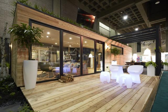 Thinking Habitat, une entreprise québécoise, fabrique des maisons... (Thinking Habitat)
