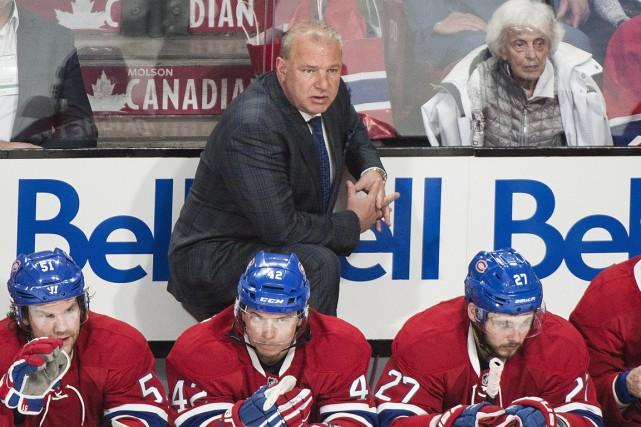 Les 14 équipes n'ayant pas participé aux séries éliminatoires de la Coupe... (Photo archives La Presse Canadienne)