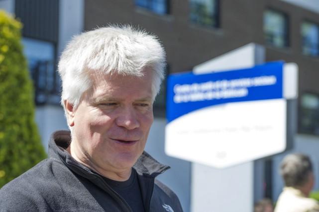 Selon Claude Audy, vice-président régional FSSS-CSN, il est... (Stéphane Lessard)