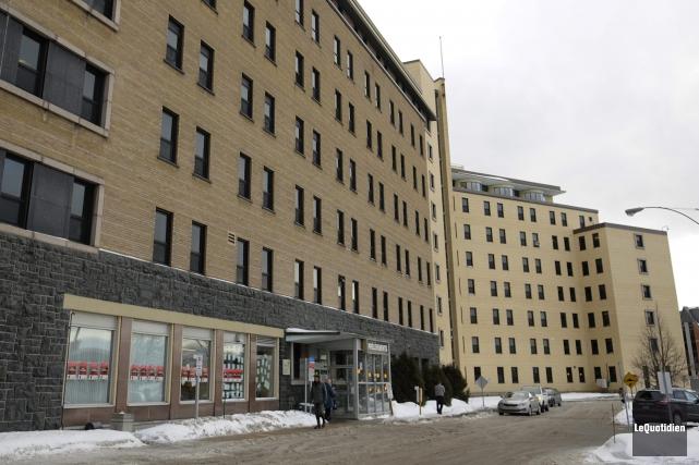 La présidente-directrice générale du CIUSSS du Saguenay-Lac-Saint-Jean, Martine... (Archives Le Quotidien)