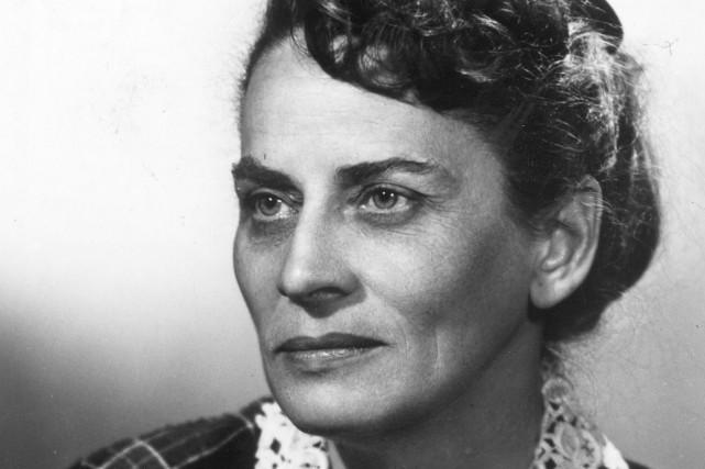 L'auteure Gabrielle Roy fait partie de la liste... (Archives La Presse Canadienne)
