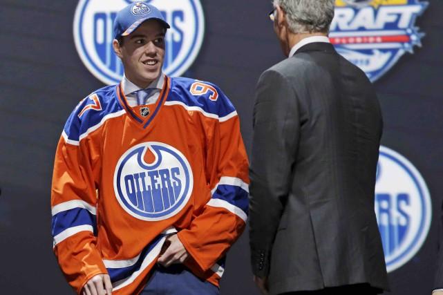Ordinaires sur la glace, les Oilers sont les... (Archives AP)