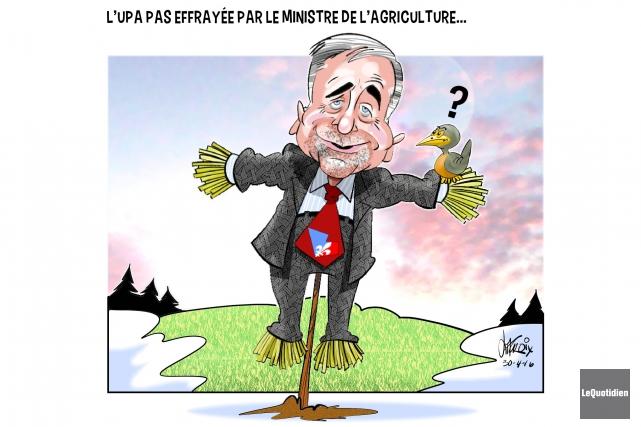 (Mario Lacroix, Le Quotidien)