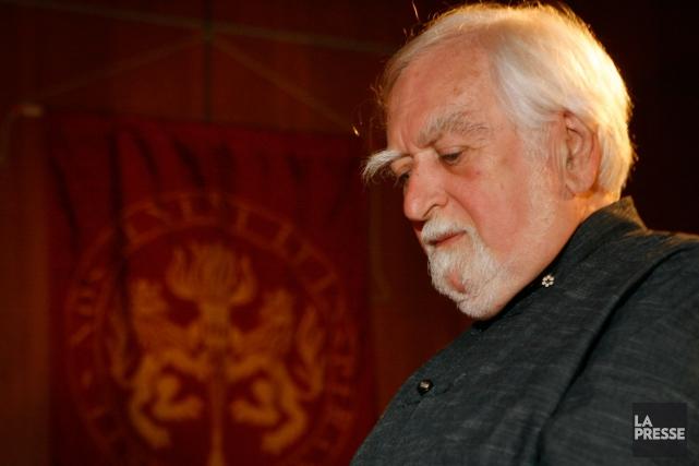 JacquesLanguirand, qui aura 85 ans dimanche, souffre d'alzheimer... (PHOTO PATRICK SANFAÇON, ARCHIVES LA PRESSE)