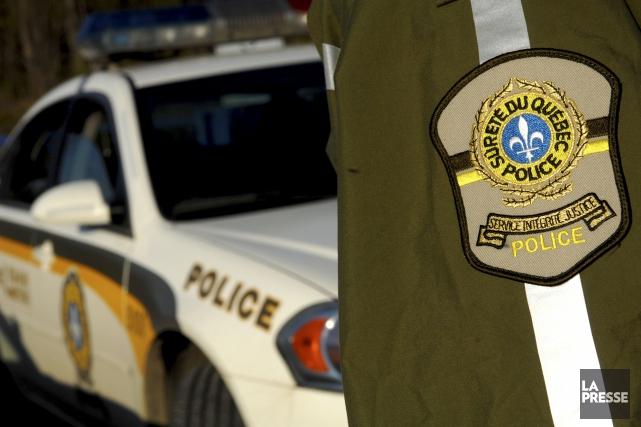 Un automobiliste âgé dans la trentaine est mort dans une embardée, dans la nuit... (PHOTO ARCHIVES LA PRESSE)