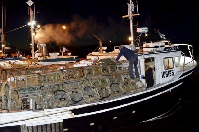 La 141e saison de pêche au homard a... (Fournie par Diane Hébert)