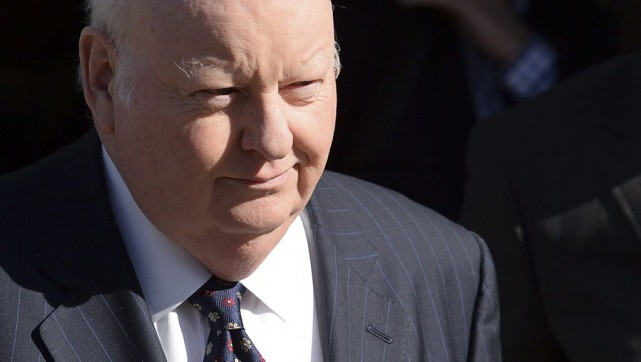 Les Canadiens pourraient se montrer conciliants à l'endroit de Mike Duffy, en... (Photo La Presse Canadienne)