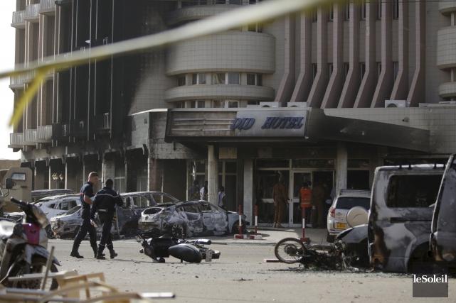 Aqmi, la branche d'Al-Qaida au Maghreb islamique, a... (Photothèque Le Soleil)