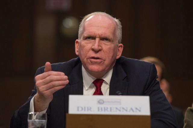 Le directeur de la CIA, John Brennan.... (PHOTO AFP)