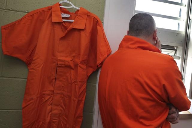 Les détenus de la prison Her Majesty de... (La Presse Canadienne, Paul Daly)