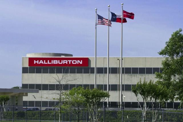 Halliburton et Baker Hughes sont spécialisés dans les... (Photo Richard Carson, archives Reuters)