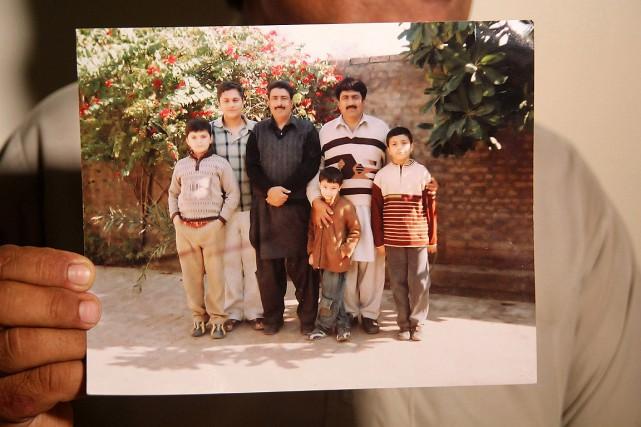 Le médecinpakistanais Shakeel Afridi est le 3e à... (Archives Agence France-Presse, SS Mirza)