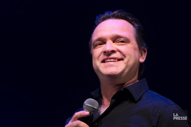 Le comédien et metteur en scèneSerge Postigo a... (PHOTO ROBERT SKINNER, LA PRESSE)