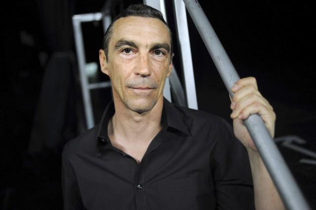 Hubert Mounier photographié en 2011.... (PHOTO ARCHIVES AFP)
