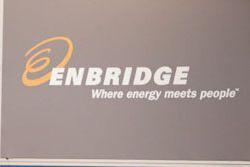 Enbridge a affiché jeudi un bénéfice du premier trimestre en baisse, mais... (Photo fournie par Enbridge inc.)