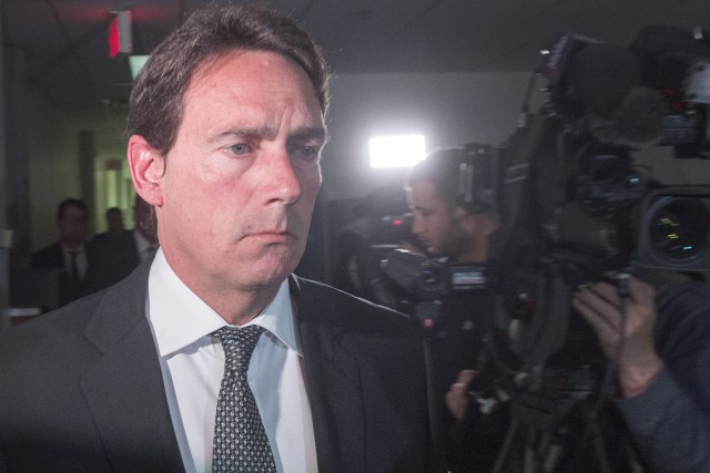 Pierre Karl Péladeau... (Photo PC)