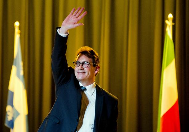 «Pourquoi donc le Parti québécois s'obstine-t-il à faire... (PHOTO ALAIN ROBERGE, ARCHIVES LA PRESSE)