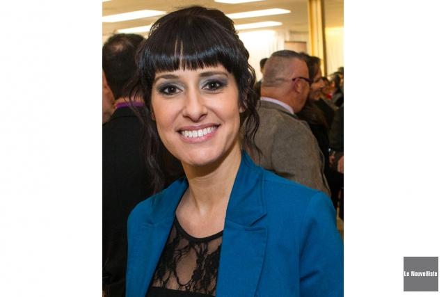 Cette photo de Christine Dargis a été prise... (Olivier Croteau, Le Nouvelliste)