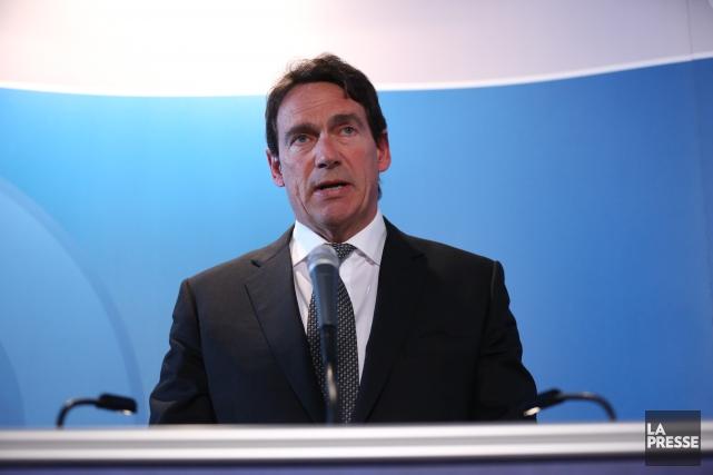 Ainsi part un autre chef du Parti québécois. La formation politique change de... (Martin Chamberland, La Presse)