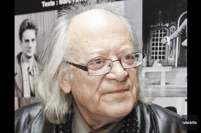 Richard Leclerc... (archives La Voix de l'Est)