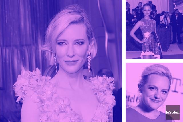 Cate Blanchett nommée ambassadrice pour le sort des réfugiés à l'ONU (Infographie Le Soleil)