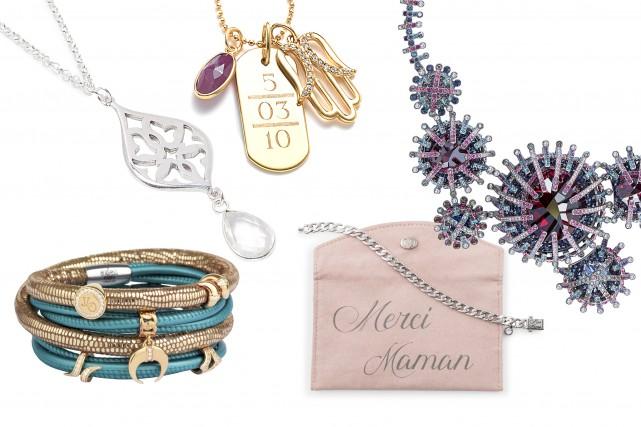 Bracelet Endless Jewelry; collierBeblue;chaîne avec breloques Stella &...