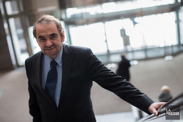 Michel Nadeau est le directeur général de l'Institut... (Photo Olivier Pontbriand, La Presse)