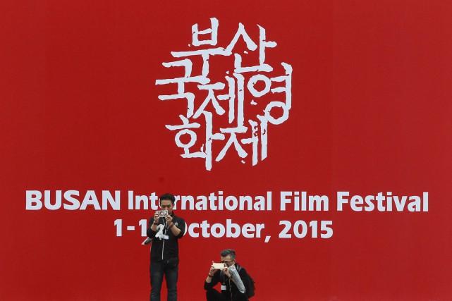 L'ancien directeur du festival international du film de Busan (Biff) a été... (PHOTO ARCHIVES AP)